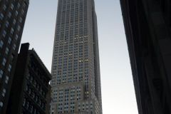 Het Empire State building.